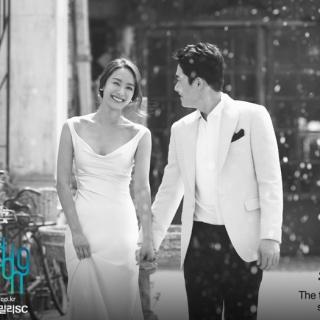 [celeb] 탤런트, 가수 박정아 / WEDDING